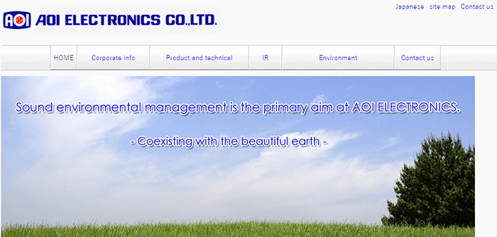 AOI Electronics Co., Ltd.