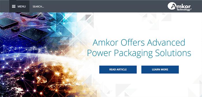 Amkor Technology, Inc.