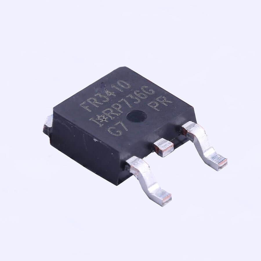 IRFR3410TRPBF Infineon Transistors